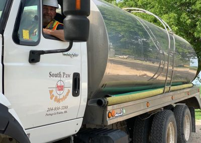 Water Hauling and Delivery